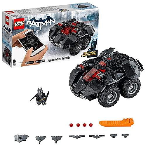 LEGO 76112 Super Heroes App-Gesteuertes Batmobile