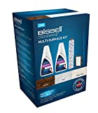 Bissell CrossWave Kit Value-Pack, 2 x 1 L Formula Detergente Pavimenti, Spazzola Rotante Multisuperficie, 1 x Filtro, 2815