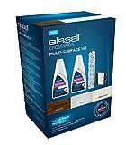 Bissell CrossWave Kit Original Pack de ahorro | Solución de Limpieza Suelos 2 x 1 L | Cepillo multisuperficie | 1 x Filtro | 2815
