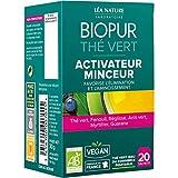 Léa Nature - biopur thé vert Minceur - Végan - 20 sachets de 1,5g