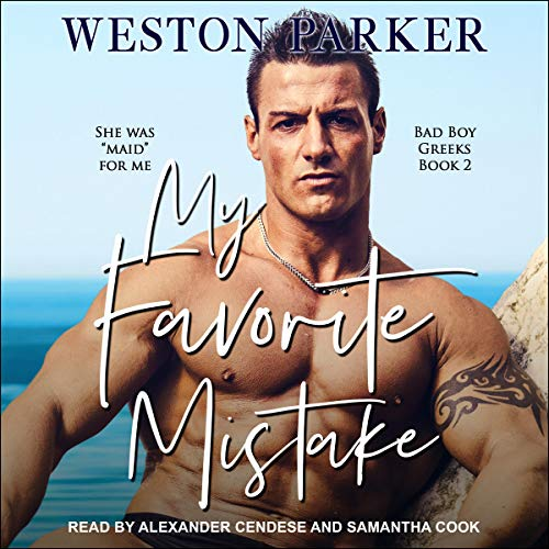 My Favorite Mistake cover art