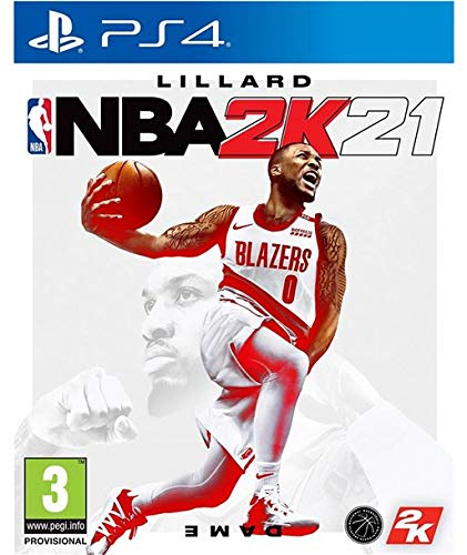 Sony Set PS4 NBA 2K21