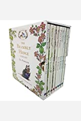 Brambly Hedge Collection Jill Barklem 8 Books Set (Autumn Story, Spring Story, Summer Story, Winter Story, Poppy's Babies, Sea Story, The High Hills, The Secret Staircase) Hardcover