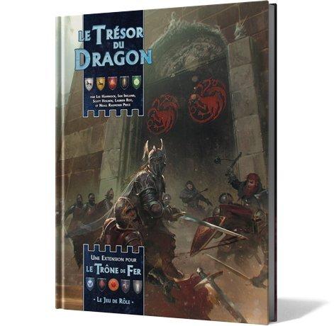 Edge El Trone de Hierro El tesoro del dragón