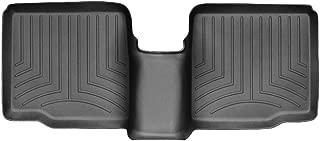 WeatherTech Custom Fit Rear FloorLiner for Ford Explorer, Black