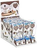 Choc-o-lait Trinkschokolade am Stiel - Milchschokolade 24 Sticks