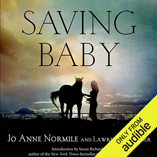 Saving Baby audiobook cover art