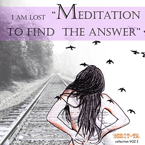 I Am Lost Meditation to Find the Answer audiobook cover art