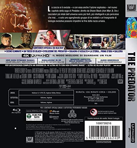 The Predator (2018) (4K+Br)