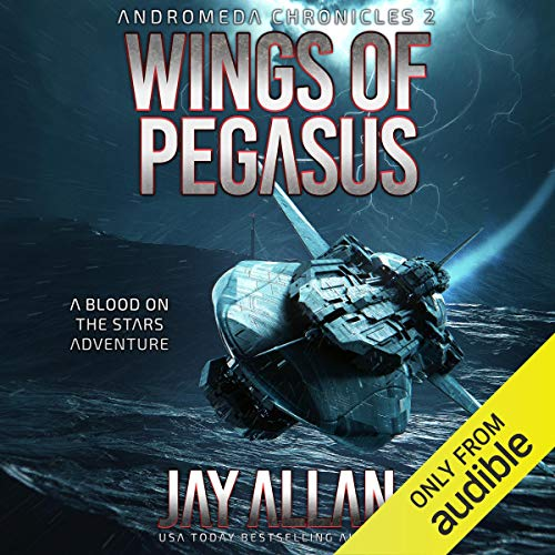 Wings of Pegasus audiobook cover art