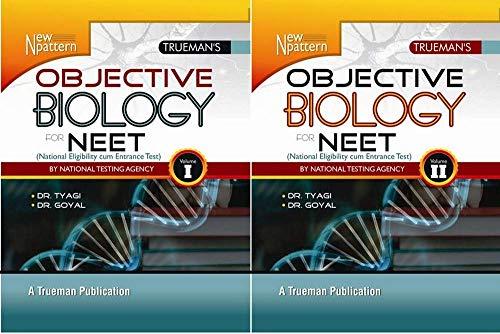 Trueman's Objective Biology for NEET - Vol. I & II (2019-2020)