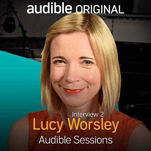 Lucy Worsley - September 2018 audiobook cover art
