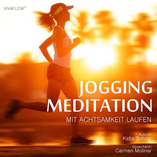 Jogging Meditation audiobook cover art