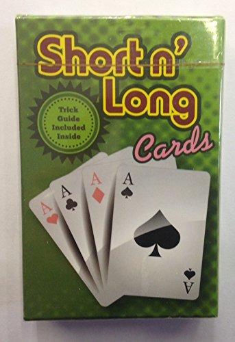 Svengali Deck ~ lange und kurze magisch Karte-Trick ~ leicht zu machen