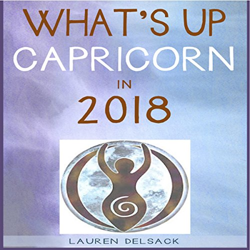 What's Up Capricorn in 2018 cover art
