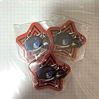ペルソナ5 ロイヤル TGS 缶バッジセット モルガナ