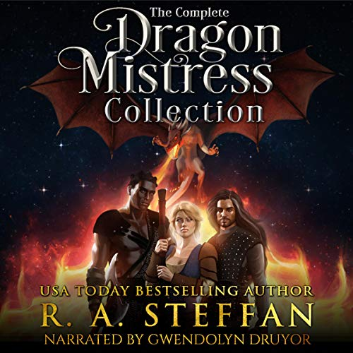 The Complete Dragon Mistress Collection cover art