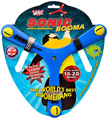 Wicked Vision Sonic Booma Flying Sports Spielzeug