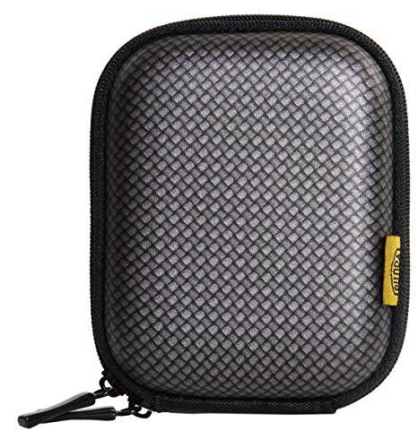 Bilora Shell Bag IV für Kompaktkamera Struktur kohlen