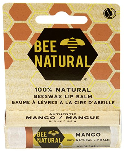 Bee Natural Lippenbalsam - Mango 12er Pack