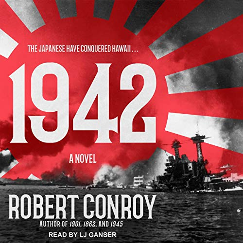 1942 Audiobook By Robert Conroy cover art