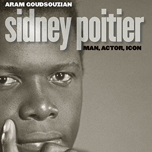 Sidney Poitier audiobook cover art