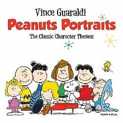 Guaraldi V-Peanuts Portraits
