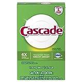 Cascade Powder Dishwasher Detergent, Fresh Scent, 1.7 kilograms
