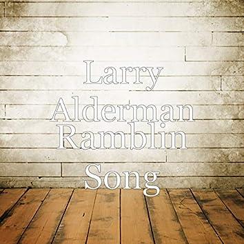 Ramblin Song