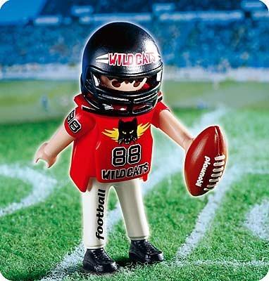 PLAYMOBIL 4635 Jugador de Fútbol Especial