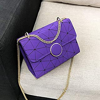 HAWEEL Anti-Theft Classic Retro Messenger Travel Leisure Fashion PU Leather Slant Shoulder Bag Handbag(Black) Sling Crossbody Mini Purse One Size
