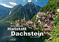 Welterberegion Hallstatt Dachstein (Wandkalender 2022 DIN A4 quer): Die Faszinierende Welterberegion Hallstatt Dachstein im Salzkammergut. (Monatskalender, 14 Seiten )