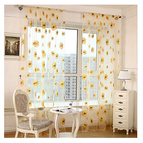 cortinas habitacion traslucida habitación