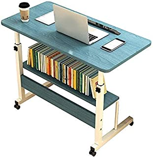 wheelchair wheelbarrow Lightweight foldable Oevina Bedside computer desk writing desk desk- Laptop Table Side Tables Overb...
