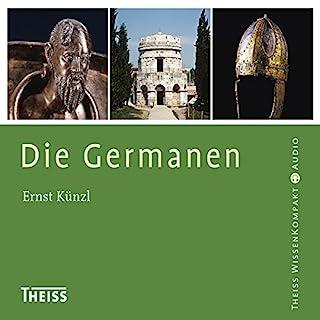 Die Germanen (Theiss WissenKompakt) Titelbild