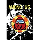 """Notebook among us gaiming journal (gift for gamers) 6"""" x 9"""" 120 pages"""