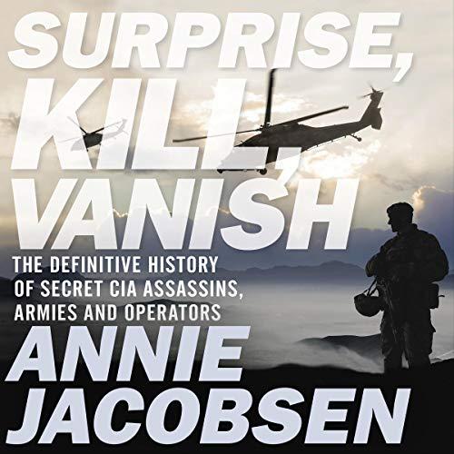 Surprise, Kill, Vanish