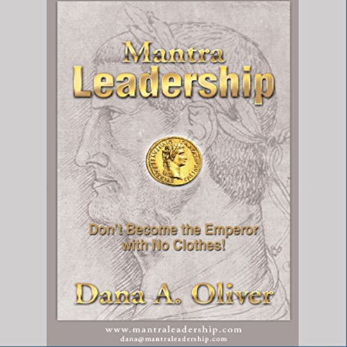Mantra Leadership audiobook cover art