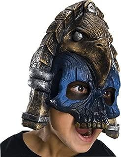 Rubie's Costume Child's Mayan Warrior Chinless Horror Mask