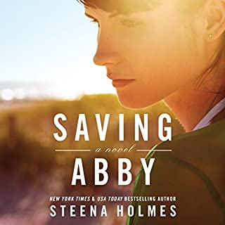 Saving Abby cover art