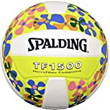 Spalding TF1500 Microfiber Composite Volleyball 029321720114