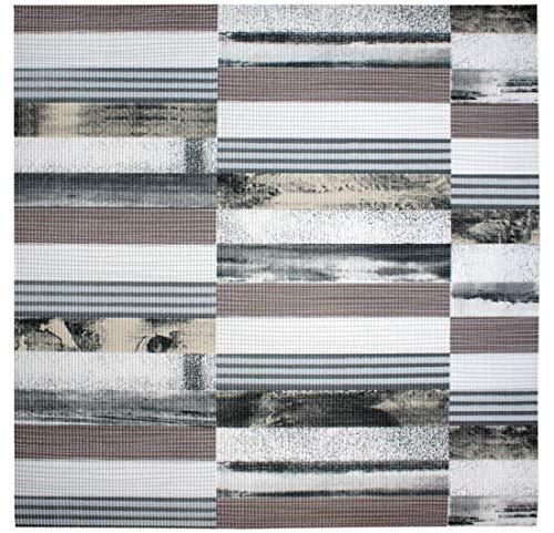 friedola Waschmaschinenauflage Sticks & Stones ca. 60x60 cm - Made in Germany 78902