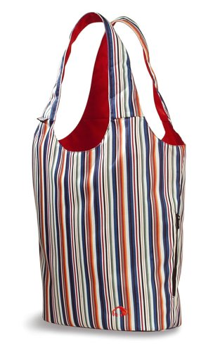 Tatonka Schultertasche Turn-Over Bag, 20 Liter, 40x31x18cm, mixed stripes
