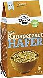 Bauckhof Bio Bauck Demeter Hafermüzli Knusperzart (2 x 425 g)