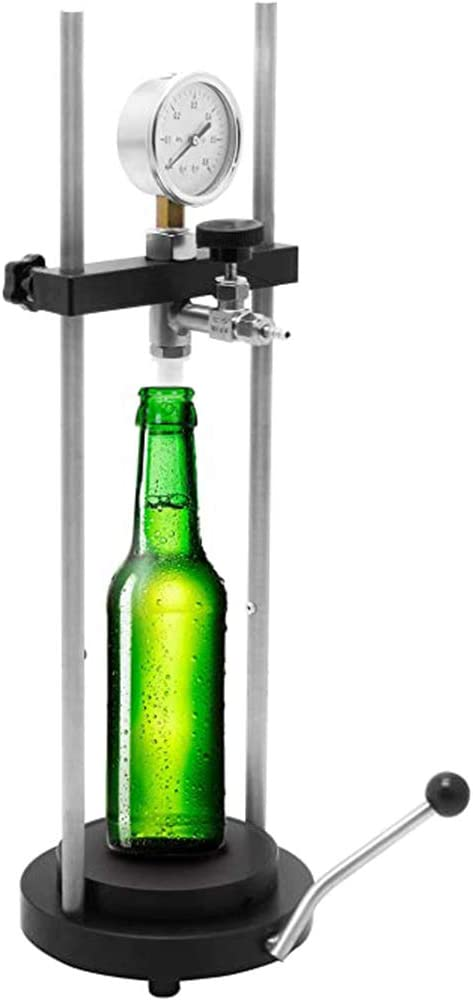 Hanchen CO2 Tester for gift Beverage Beer Dioxide Accurate and Carbon Translated