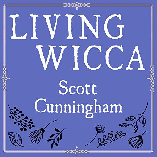 Living Wicca audiobook cover art