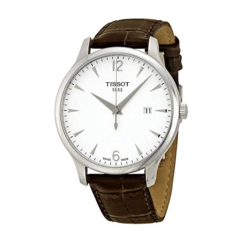 606288e5f9c Tissot T-Classic Tradition Silver Dial Men s Watch  T063.610.16.037.00