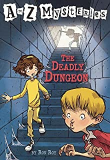 The Deadly Dungeon (Turtleback School & Library Binding Edition) (A to Z Mysteries) by Ron Roy (1998-03-01)