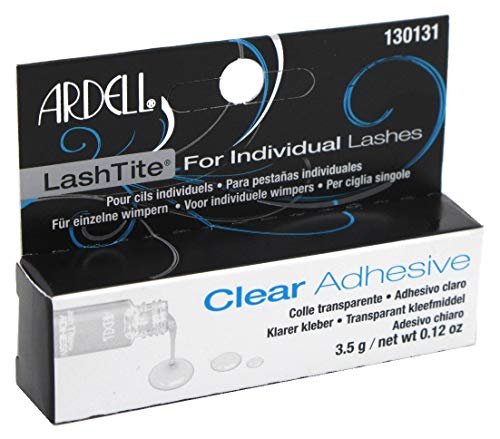Ardell Pegamento Transparente Pesta±As Individuales 3,5 Gr - 3.5 gr