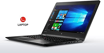 Lenovo ThinkPad P40 Yoga Multi-Mode Mobile Workstation Laptop - Windows 10 Pro - Intel Core i7-6600U, 16GB RAM, 512GB SSD, 14